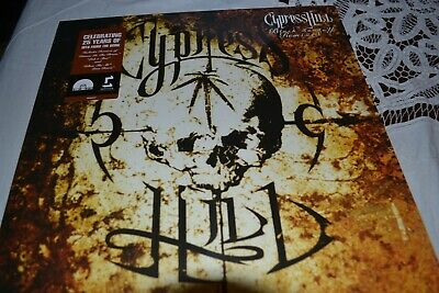 Vinyl LP - Cypress Hill - Black Sunday Remixes - Celebrating 25 Years Of Hits  • 4£