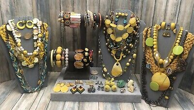 $ CDN29.74 • Buy Huge Vintage To Now Jewelry Lot - Estate Find - All Wearable Pieces - 3 Lbs +