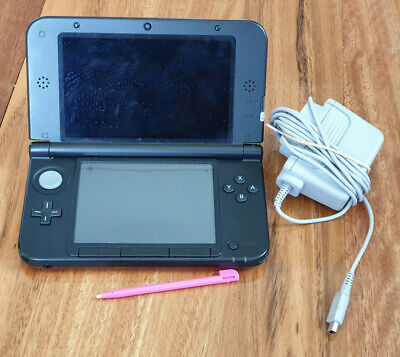 AU173.99 • Buy Red Nintendo 3DS XL With Wall Charger, Stylus & 4 GB SD Card - 60 Day Warranty