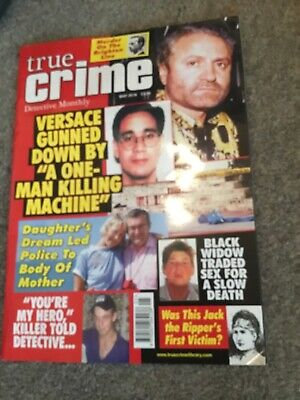 True Crime Detective Monthly May 2018 • 2.40£