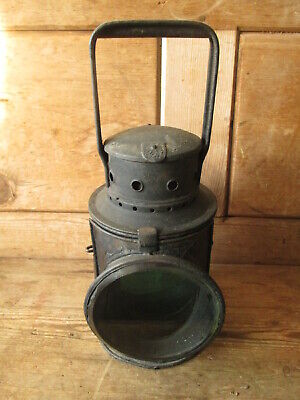 Railway 3 Way Signal Lamp. Railwayana. British Rail. Railway Lamp. • 95£