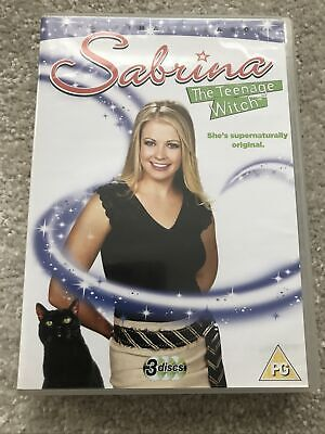 £7.99 • Buy SABRINA THE TEENAGE WITCH COMPLETE SERIES 7 DVD 7th Seventh Season Seven UK Rele