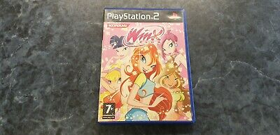 Winx Club - PS2 Playstation 2 Game - FREE P&P - [SS] • 24.99£