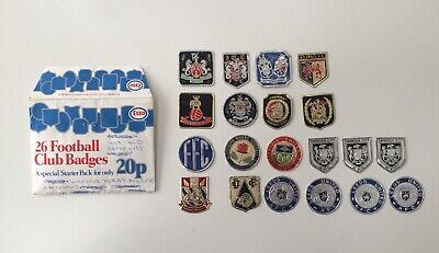 1970's The ESSO Collection Of Football Club Badges - Pack Of Spare Badges • 9.95£