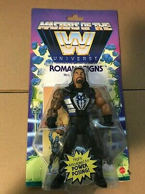 $22.91 • Buy WWE Wrestling Masters Of The WWE Universe Roman Reigns Exclusive Action Fig