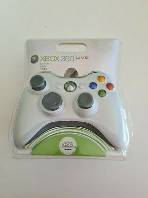 AU79.95 • Buy Genuine Xbox 360 Live Brand New Sealed Wired Controller