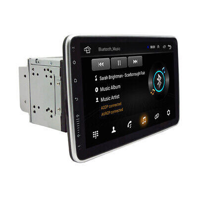 $206.89 • Buy Android 10.1 10.1in 2Din Car Stereo Radio Player Bluetooth GPS Nav FM WIFI 1+16G