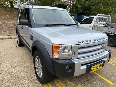 AU15999 • Buy 2007 Landrover Discovery 3 Se Auto 4x4 7 Seater