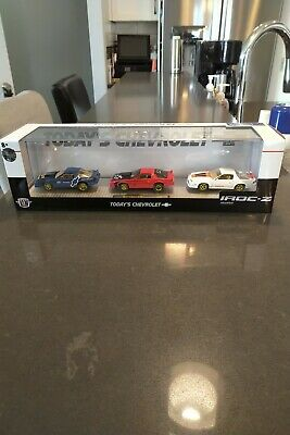 $ CDN110 • Buy Chase - 2020 M2 Machines Auto Hauler Today's Chevrolet 3 Pack 1985 Camaro Iroc-Z