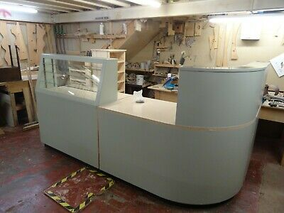 Used Shop Counter • 50£