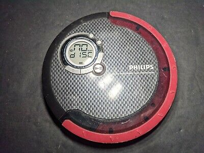 Philips Portable Personal Cd Player Model AX5203/05Z • 12£
