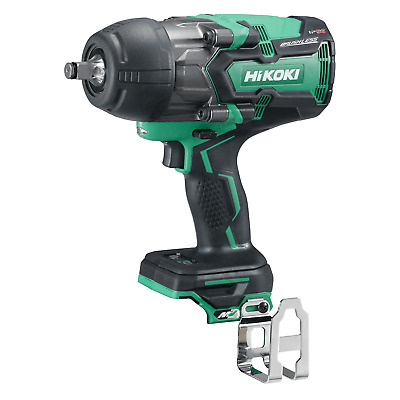 Hikoki WR36DB 36V Brushless MultiVolt 1/2  Impact Wrench Body 1050 Nm Hitachi • 189.95£