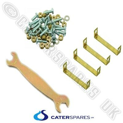 £10.99 • Buy Dualit Toaster Repair Spares & Parts Brass Links Spanner And Nut & Bolt Set Gsp