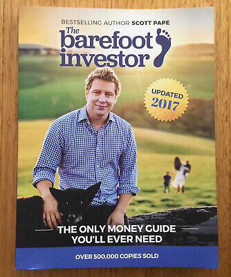 AU18.95 • Buy The Barefoot Investor By Scott Pape. Updated 2017. Only Money Guide You'll Need.