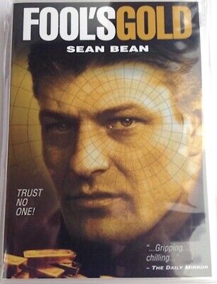 Fool's Gold - The Story Of The Brink's-mat Robbery With Sean Bean (1992 Dvd) • 10.99£