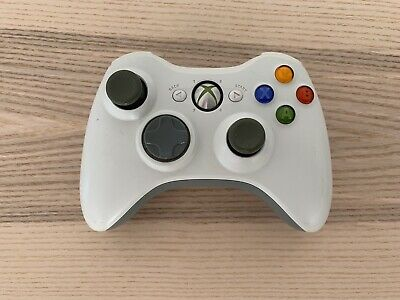 AU20 • Buy Xbox 360 Genuine Wireless White Controller