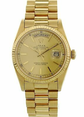 $ CDN17082.97 • Buy Rolex Oyster Perpetual Day-Date President 18038 Mens Watch