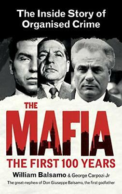 The Mafia: The Inside Story Of Organised Crime New Paperback Book • 12.61£