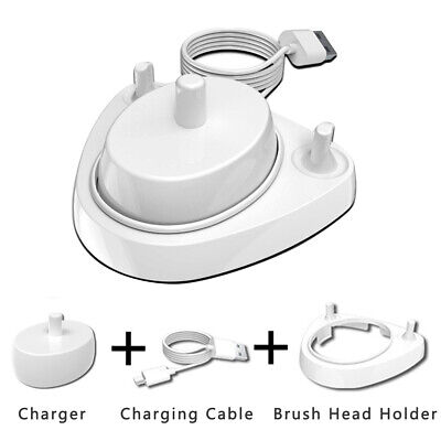 AU25.45 • Buy Electric Toothbrush Charger Base Heads Holder For Oral B Brush Compatible