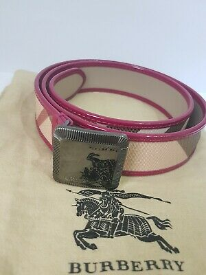 Burberry Waist Belt • 70£
