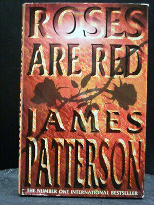 £4.19 • Buy Roses Are Red  Sixth Book Alex Cross Series By James Patterson Hardback
