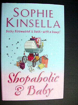 £4.53 • Buy Shopaholic And Baby    Book 5 In Shopaholic Series By Sophie Kinsella