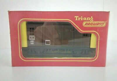 AU141.05 • Buy Triang HO/OO Gauge R.262 Continental SNCF Guards Van M921452 Rare