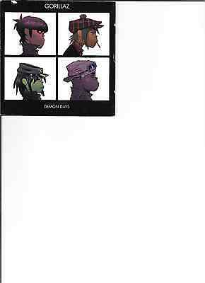 Gorillaz- Demon Days (CD 2005) • 0.99£