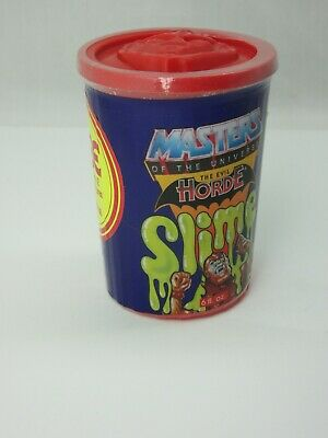 $225 • Buy MOTU,Vintage,SLIME CAN,Masters Of The Universe,MOC,sealed,Canister,He Man
