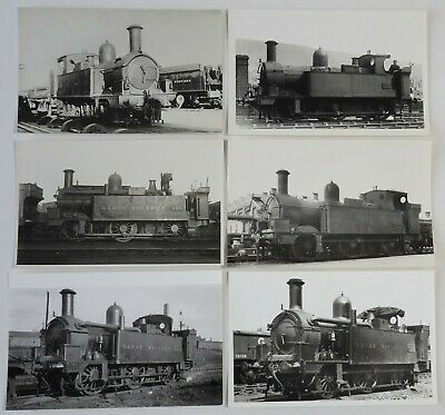 6 GWR Absorbed Tank Engine Photos - Great Western Railway - Lot 1528 • 1.99£