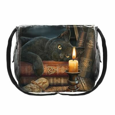 £24.99 • Buy Witching Hour - Lisa Parker Cat & Candle Messenger Bag