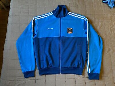 Adidas Originals Track Top Germany Olympic Team RARE Sz L Great Condition RARE • 82.17£