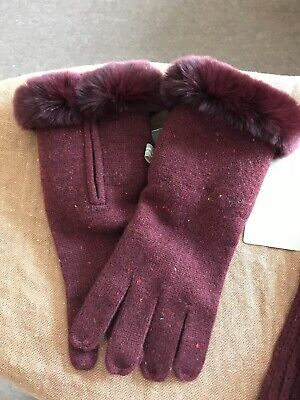 N.Peal London  Cashmere Gloves RRP £159 • 110£