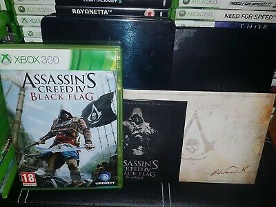 Assassins Creed Black Flag Skull Edition • 10.50£