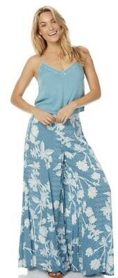 AU40 • Buy Tigerlily Sonisay Pants Blue Size 10 Excellent Used Condition RRP $190