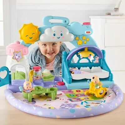 Fisher-Price Little People 1-2-3 Babies Playdate Playset • 33.74£