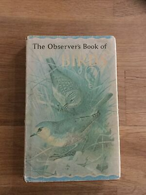 The Observers Book Of Birds • 4£