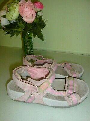 FITFLOP Girls Pink Sandals Size 12 • 4.99£