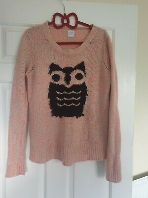 Jumper With An Owl Size 12 • 6.50£