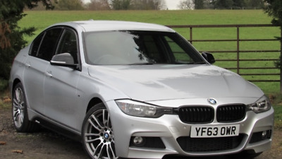 BMW 320i M SPORT XDRIVE  MANUAL 2013 ONLY 46,000 MILES SPARES OR REPAIR  • 8,955£