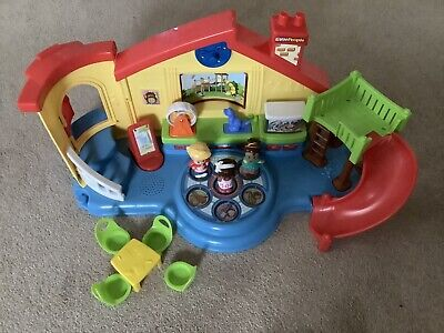 Fisher-Price Little People Musical Pre-school Activity Playset • 5£