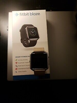 $ CDN101.89 • Buy Fitbit Blaze With Charger, Car Charger And Bands