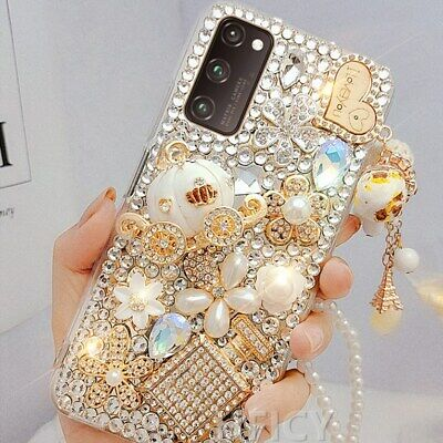 £14.99 • Buy 3D Luxury Bling Diamonds Soft Phone Cases For Samsung A21 A51 A71 5G A21S A42 5G