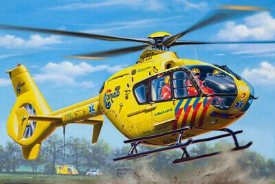 Revell - AIRBUS HELICOPTER EC135   1/72 OLANDESE • 17.98£