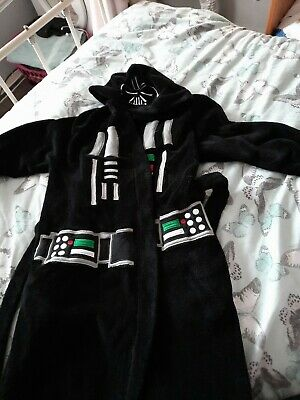Boys Star Wars Dressing Gown Age 12 To 13 Years  • 2£
