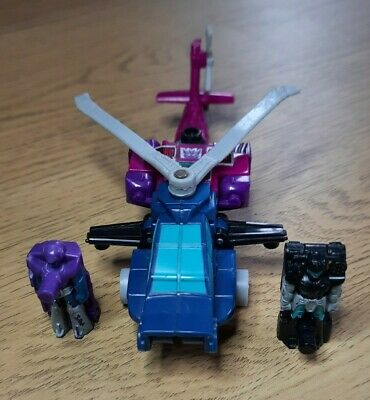 Transformers G1 Spinister (Targetmaster / Decepticon / Vintage / Rare) • 30£