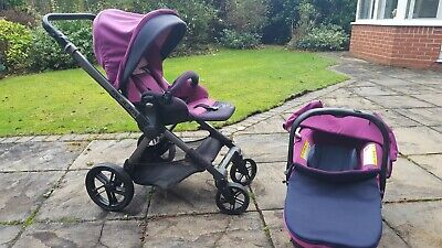 View Details Jane Muum 3 In 1 Travel System Pushchair,  Car Seat Matrix Light 2, 0+, Pram  • 111.00£