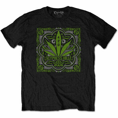 Cypress Hill 420 Leaf Official Tee T-Shirt Mens • 13.99£