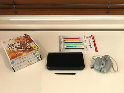AU345 • Buy New Nintendo 3DS XL Console W/ IPS Top Screen, 5 Games & OEM Charger (PAL)