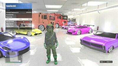 Gta | Modded Accounts | PC • 10£